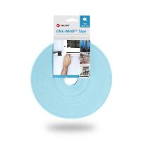 VELCRO® Brand ONE-WRAP® 16mm aqua blå, rulle á 25 meter