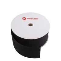 VELCRO® Brand Hook 100mm sort