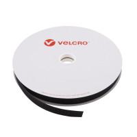 VELCRO® Brand Hook 20mm sort