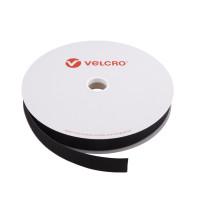 VELCRO® Brand Hook 30mm sort