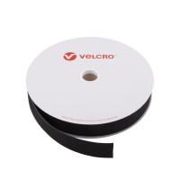 VELCRO® Brand Hook 38mm sort