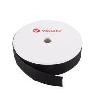 VELCRO® Brand Hook 50mm sort