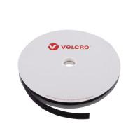 VELCRO® Brand Loop 20mm sort