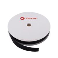 VELCRO® Brand Loop 38mm sort