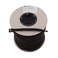 VELCRO® Brand ONE-WRAP® Straps 20x200mm sort