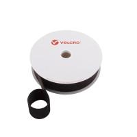 VELCRO® Brand ONE-WRAP® 50mm sort