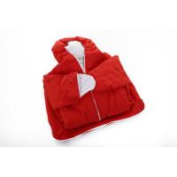 Kørepose str. 3 år Rød