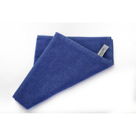 Håndklæde 30x50 cm Blå