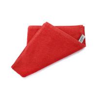Håndklæde 30x50 cm Rød