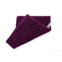 Håndklæde 30x50 cm Lilla