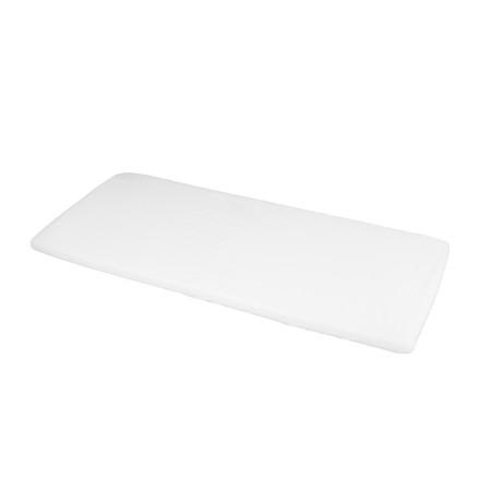 Jerseylagen 47x115 cm Hvid